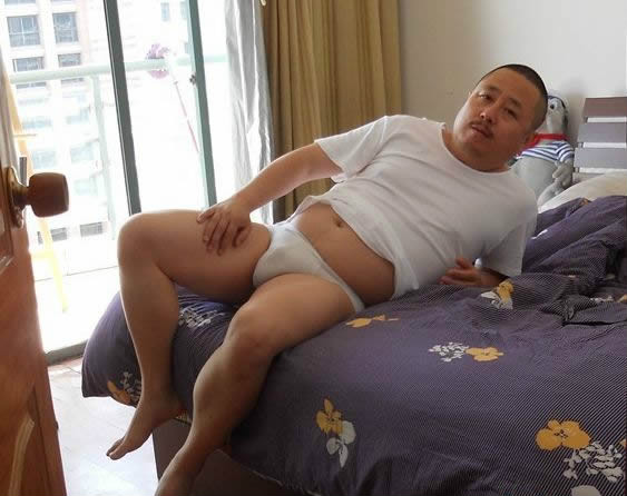 中年胖熊图片整理分享