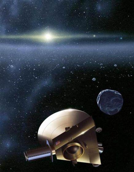 把自拍发给外星人:新视野号将接受上传资料 - 上海UFO俱乐部 - 上海UFO俱乐部