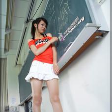 may美腿教师