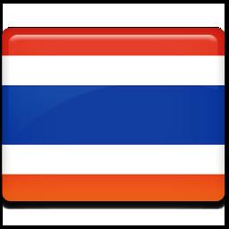 泰国国旗图标 所有国家的国旗 高清图片