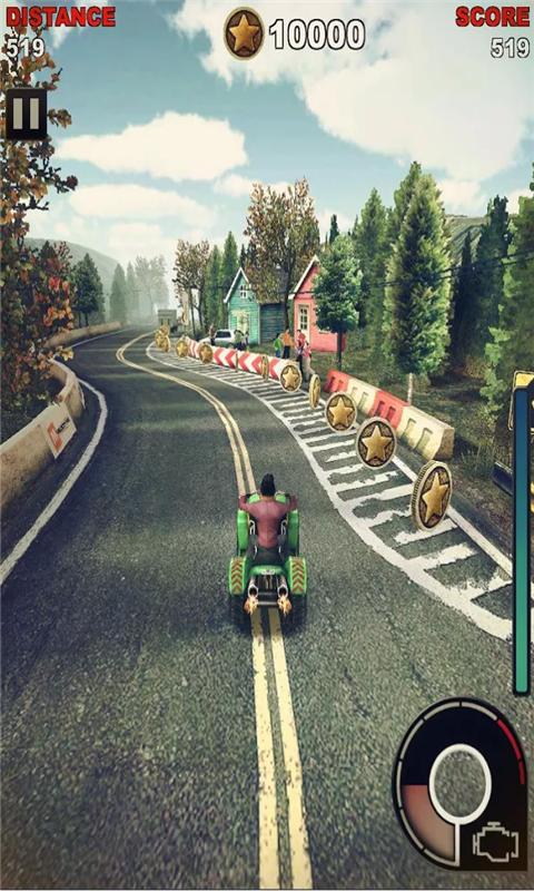 玩免費賽車遊戲APP|下載竞速暴力摩托 app不用錢|硬是要APP