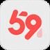 59网址导航 工具 LOGO-玩APPs