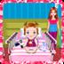 婴儿医疗女孩子的游戏 遊戲 LOGO-玩APPs