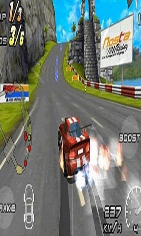 玩免費賽車遊戲APP|下載Raging Thunder 2 HD app不用錢|硬是要APP