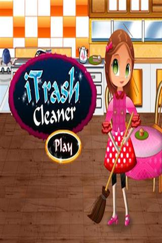 打扫游戏 iTrash Cleaning