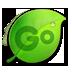GO输入法 LOGO-APP點子