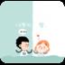 2B小情侣秀恩爱-点心主题壁纸(美化版)