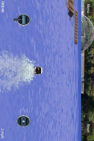 3D遥控快艇