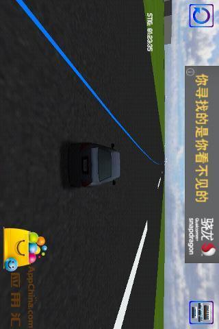 顶级赛车:赛道测试