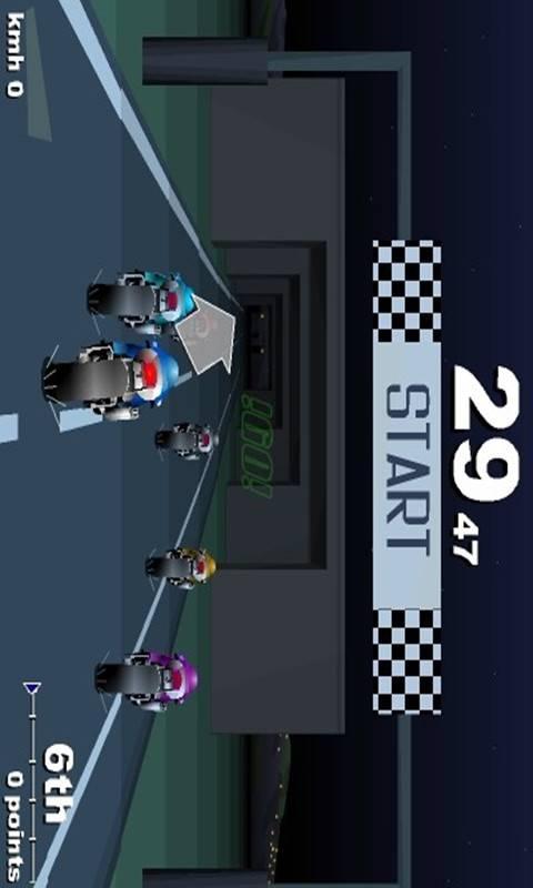 暴力摩托公路狂飙3D 賽車遊戲 App-癮科技App