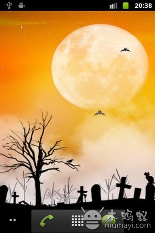 恐怖之夜动态壁纸 Horror Night Pro LWP 個人化 App-愛順發玩APP
