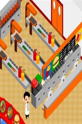 麦当劳管理游戏