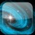 银河动态桌布 個人化 LOGO-玩APPs