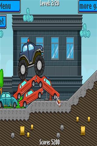 怪物卡车警匪浩劫 Monster Truck Cop Havoc