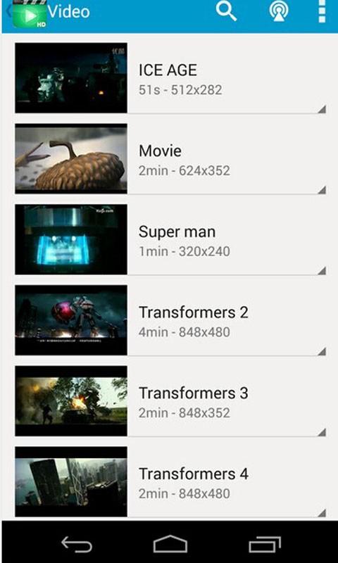 【免費媒體與影片App】Media Player-APP點子