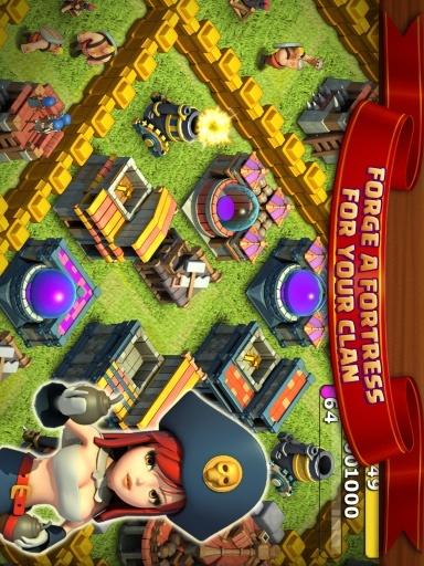 【免費遊戲App】部落战斗-APP點子