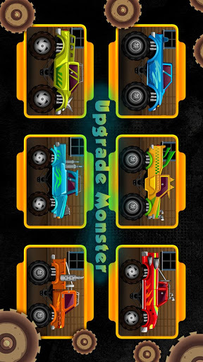 怪兽卡车|玩賽車遊戲App免費|玩APPs