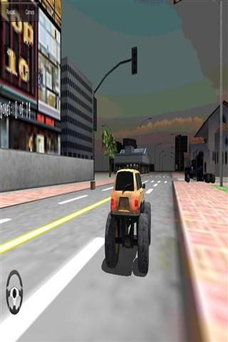 怪物卡车司机3D
