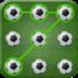足球图案锁屏 體育競技 App LOGO-硬是要APP