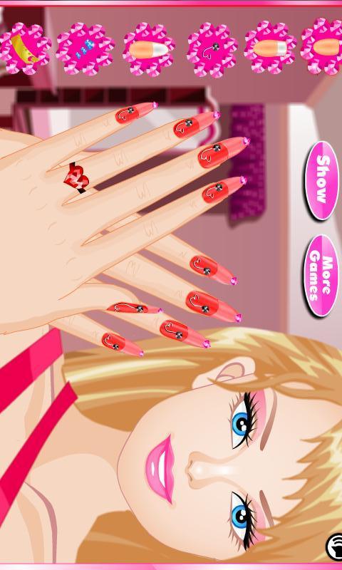 玩遊戲App|公主指甲设计免費|APP試玩