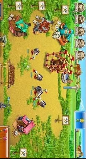 【免費遊戲App】疯狂农场3-APP點子