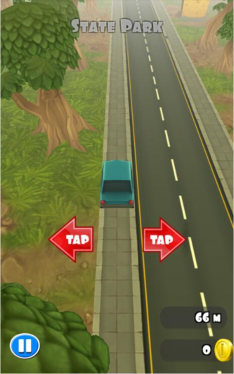 越狱:汽车逃亡-应用截图