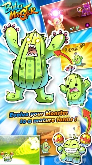 玩免費角色扮演APP|下載Bulu Monster app不用錢|硬是要APP