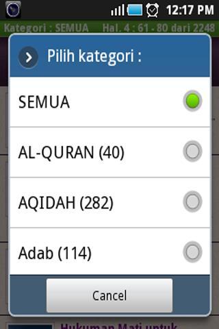 Islam Menjawab