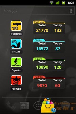 引体向上|玩生活App免費|玩APPs