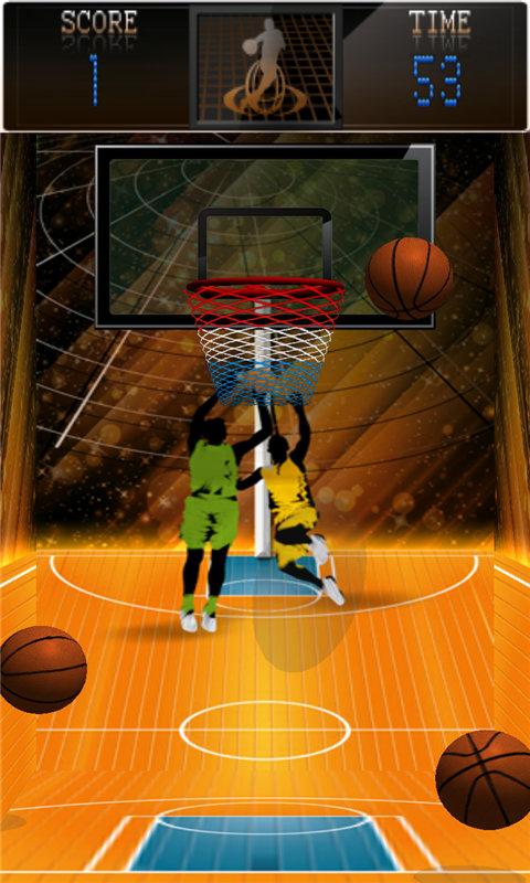【免費體育競技App】篮球投手-APP點子