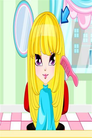 玩遊戲App|神美发 Divine Hair Salon免費|APP試玩