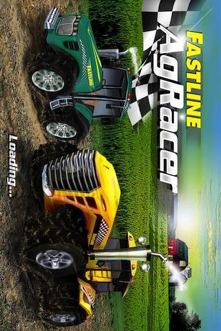 【免費賽車遊戲App】拖拉机竞赛-APP點子