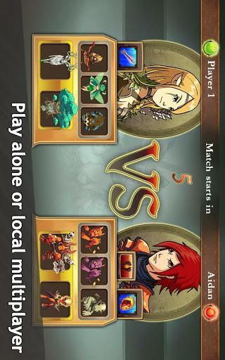 【免費角色扮演App】魔法门:英雄交锋-APP點子