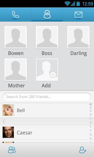 GO通讯录 社交 App-癮科技App