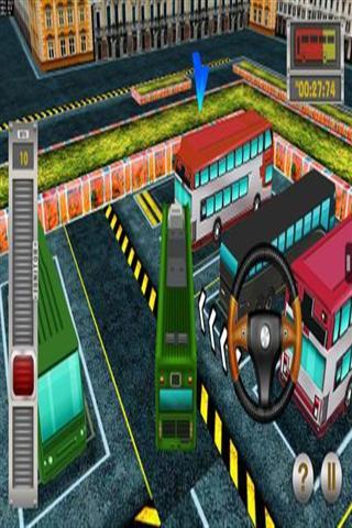 玩賽車遊戲App|公交车司机3D免費|APP試玩