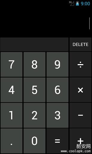 CyanogenMod Calculator计算器