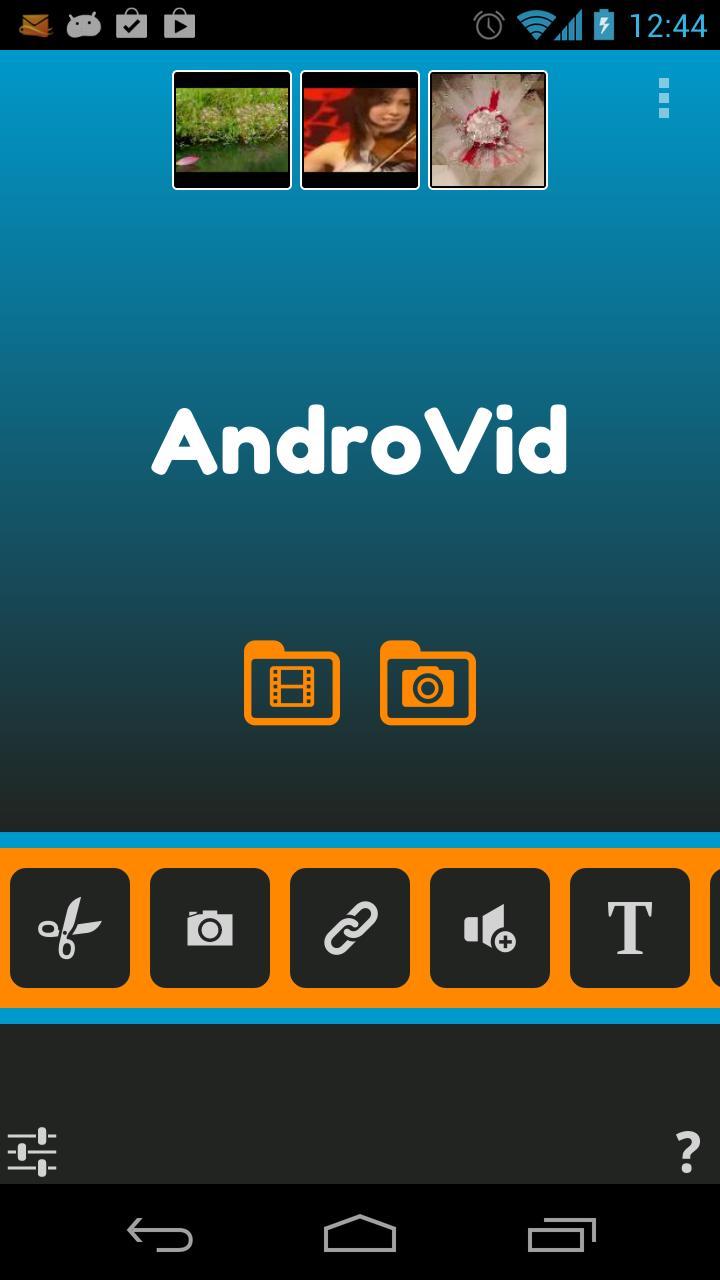 玩免費媒體與影片APP|下載androvid视频编辑 app不用錢|硬是要APP
