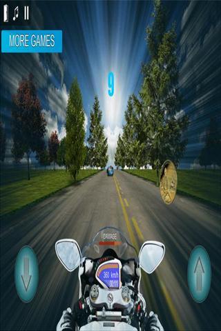 玩賽車遊戲App|自行车比赛 3D Speed Bike Game免費|APP試玩