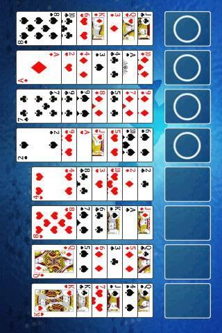 扑克接龙|玩棋類遊戲App免費|玩APPs