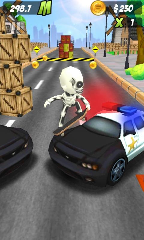 玩免費體育競技APP 下載Skate Zombies app不用錢 硬是要APP