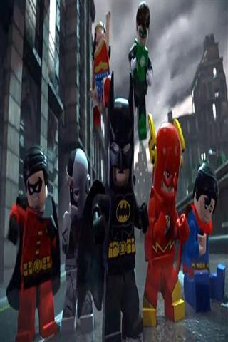 乐高蝙蝠侠2演练