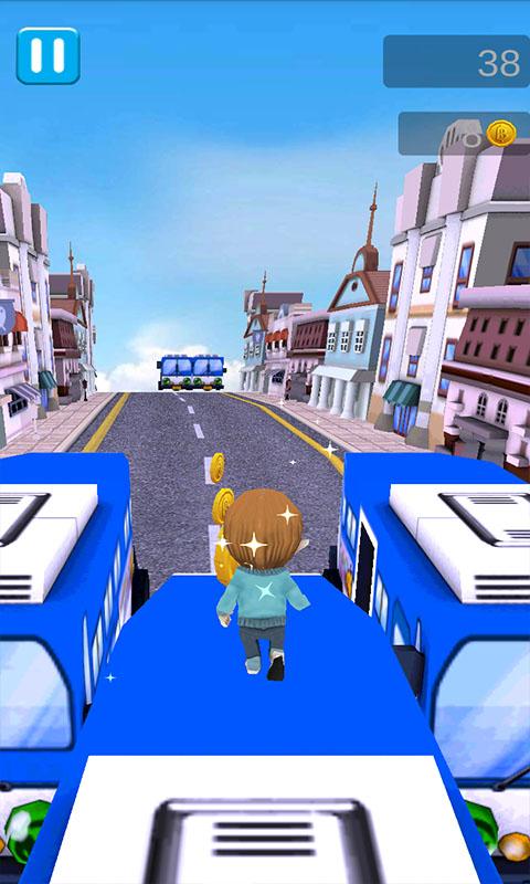 地铁天天跑酷|玩模擬App免費|玩APPs