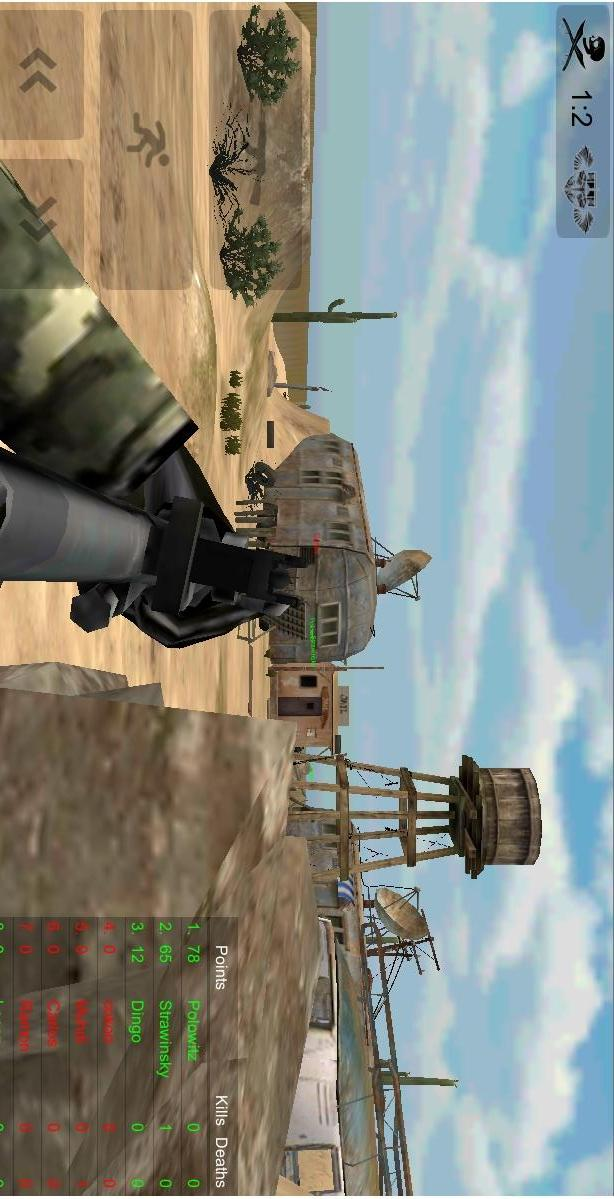 玩免費體育競技APP|下載3D枪战射击 app不用錢|硬是要APP