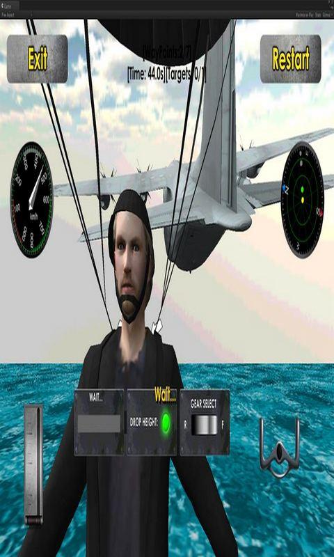 玩模擬App|模拟飞行:运输机3D免費|APP試玩