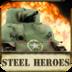 動作App 钢铁英雄:坦克战术 LOGO-3C達人阿輝的APP