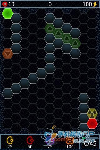 超级几何塔防 Defensoid-应用截图