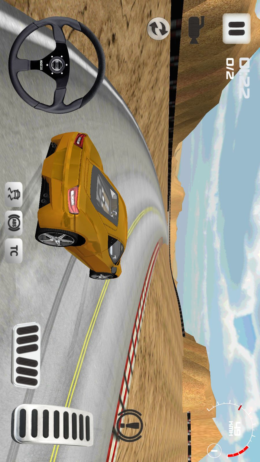 急速狂飙跑车-应用截图