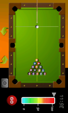 【免費體育競技App】打台球2-APP點子
