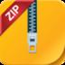 ZIP解压缩 工具 App LOGO-APP試玩