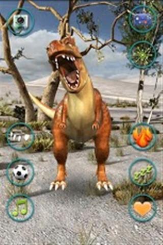 玩免費棋類遊戲APP|下載会说话的霸王龙 Talking Tyrannosaurus Rex app不用錢|硬是要APP
